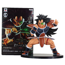 Anime Dragon Ball Z Figura de Ação Raditz Ressurreição F N ° 21 PVC Collectible Toy Modelo(China)