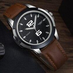 2018 topo da marca yazole novo relógio de quartzo de luxo masculino casual moda relógio luminoso à prova dlarge água masculino grande dial watch 418