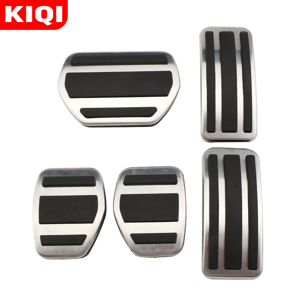 Accessory Gas Modified Pedal Pad Plate For Peugeot 207 301 307 208 2008 308 408 For CITROEN C3 C4 For DS 3 4 6 DS3 DS4 DS6