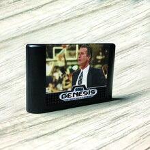 وحدة تحكم ألعاب الفيديو بات رايلي ، علامة الولايات المتحدة الأمريكية ، فلاش إم دي ، بطاقة PCB ذهبية كهروضوئية لـ Sega Genesis ، Megadrive