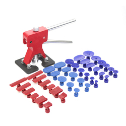 41Pcs Paintless Dent Repair Tools Dent Lifter With Tabs Hand Tool Set