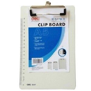 Блокнот для записей с зажимом PP A5, блокнот для письма, студенческий блокнот, 9247, портфель, файл, органайзер, папка, папка