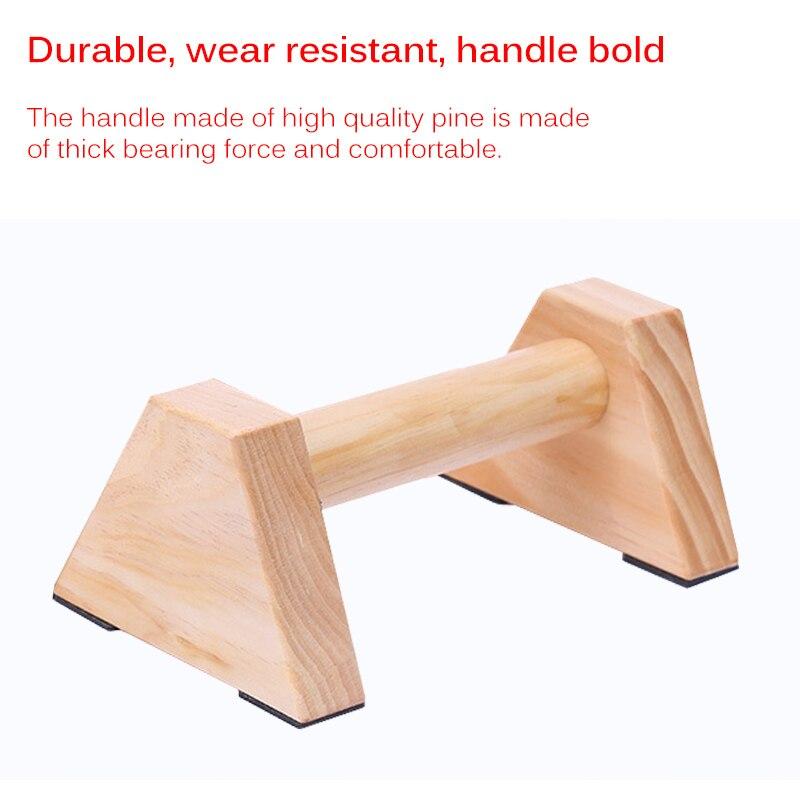 handstand haste paralela não deslizamento casa suporte equipamentos fitness
