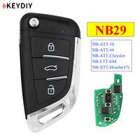 KEYDIY 3 Taste Multi-funktionale Fernbedienung NB29 NB Serie Universal für KD900 URG200 KD-X2 alle funktionen in einem für BMW