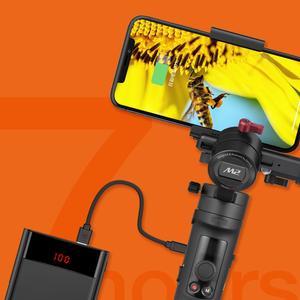 Image 5 - ZHIYUN Crane M2  הרשמי מנוף  3 ציר Gimbals כף יד מייצב עבור ראי קומפקטי פעולה מצלמות טלפון טלפונים חכמים iPhone 11