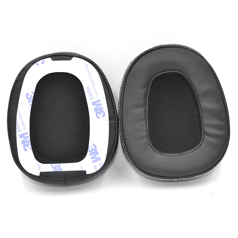 Replacement Soft Earpads Cushions Ear Pads Cover For Skullcandy Crushers 2 0 Headphones Ear Pads High Quality PU Leather Yw in Earphone Accessories from Consumer Electronics