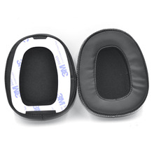 Replacement Soft Earpads Cushions Ear Pads Cover For Skullcandy Crushers 2.0 Headphones High Quality PU Leather Yw#