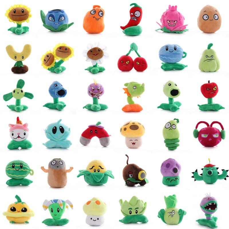 1 шт. 13-20 см из игры «растения плюшевые игрушки куклы из игры «Подсолнух Chomper дыни фигурок растения мягкие игрушки для Для детей Подарки