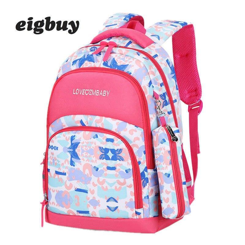 Girls Boys School Bags 2pcs/set Backpacks For Children Backpack Primary Bookbag Orthopedic Schoolbag Mochila Sac A Dos Enfant