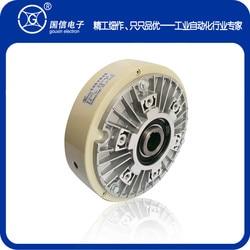 5kg Hollow Shaft Magnetic Powder Brake GXFZ-B-50 Tension Control Clutch Hole Discharge Brake