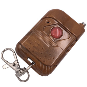 Image 4 - 433mhz universal controle remoto sem fio rf relé 12v 1ch módulo receptor rf interruptor e 1 botão remotos para portão abridor de garagem