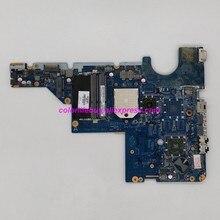 ของแท้ 592808 001 DA0AX2MB6E1 DA0AX2MB6E0 แล็ปท็อปเมนบอร์ดเมนบอร์ดสำหรับ HP CQ42 CQ62 Series Notebook PC