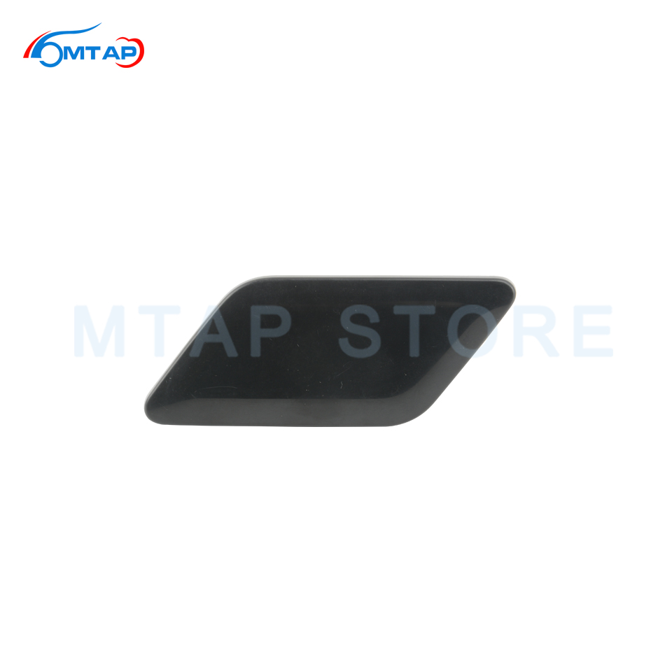 Headlight <font><b>Washer</b></font> Nozzle <font><b>Cover</b></font> Cap For FORD For Kuga Escape 2017 2018 2019 Front <font><b>HeadLamp</b></font> Water Spray Jet Lid image