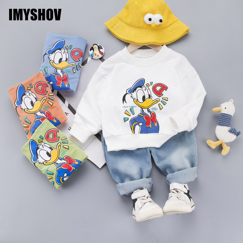 IMYSHOV Boutique Fashion Baby Boy Clothes Toddler Boys Clothing Set Spring Kids Outfits Costume Suit For Infant Children Outfit