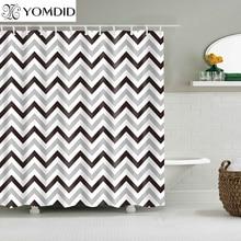 6 цветов, полиэфирная ткань, занавески для душа, домашний декор, разные размеры, занавески для душа, водонепроницаемые занавески для ванной комнаты