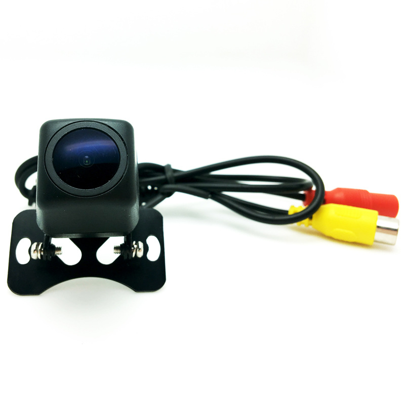 Car Mounted Ultra-High-definition No Light Night Vision After Pull Webcam Android Big Screen Machine To Car Image Head Rear View
