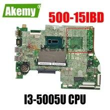Akemy LT41 MB 14217-1M Laotop motherboard for Lenovo YOGA 500-15IBD FLEX3-1570 (15 inch) original mainboard I3-5005U GM