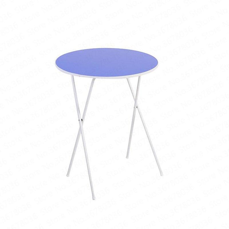 €34.08  Mesa de comedor plegable habitación de alquiler casa cocina pequeño  apartamento Mesa Redonda cuadrada luz Simple multifuncional mesas ...
