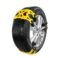 HiMISS 6pcs/set TPU Snow Chains Universal Car Tyre Winter Roadway Safety Tire Chains