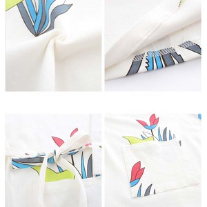 Image 5 - Simple Style Women Pajamas Set Japanese Kimono Style Summer New Sleepwear 2Pcs Set Comfort Simple Ladies Homewear Casual Wear