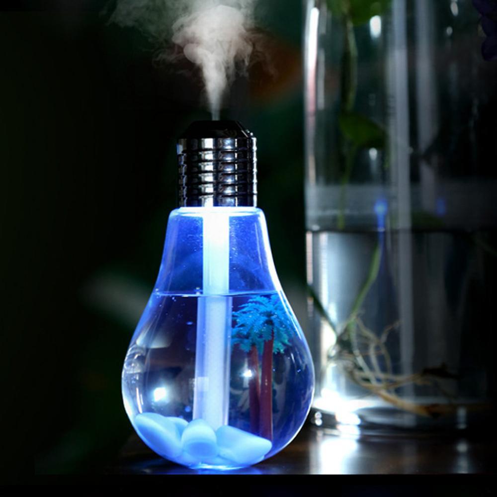 Humificador de aromas con forma de bombilla 4