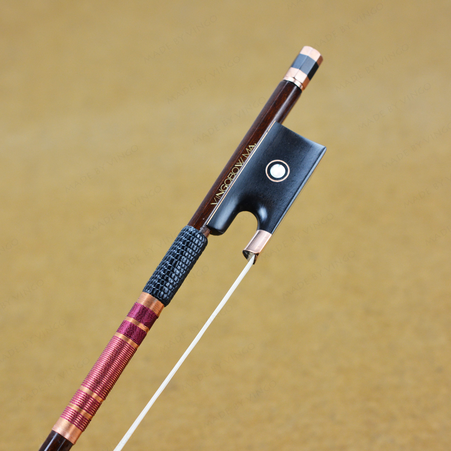 Master Level Pernambuco Violin Bow 4/4 Size Deep Tone Elegant Design Rare Frog NEW ARRIVALS Created By Our TOP Master