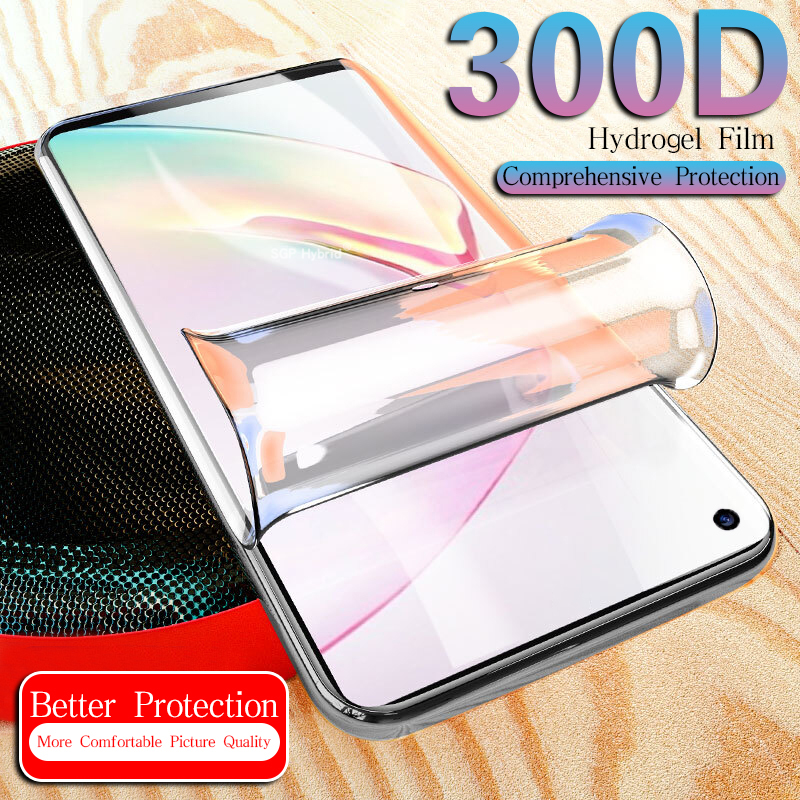 Soft Hydrogel Film For Huawei Y7P P40 Lite E P Smart Z Plus 2019 2020 Selfie Screen Protector Film Rotctive Film Not Glass