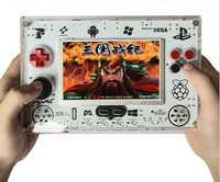 DIY consola de juegos de mano con módulo de ordenador Raspberry Pi 3 Lite Pantalla de 5,0 pulgadas reproductor de juegos Pi-Boy incorporado más de 15000 juegos