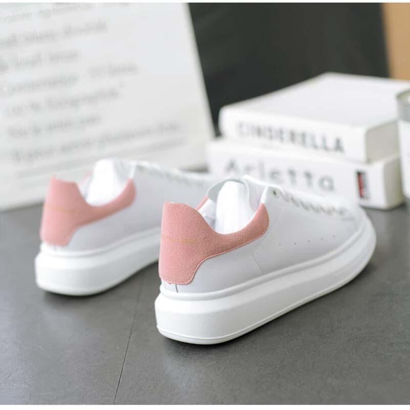 Top Quality Men's Sports White Shoes Women 3