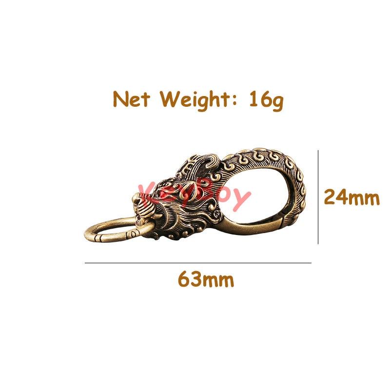 dragon keyrings vintage (1)