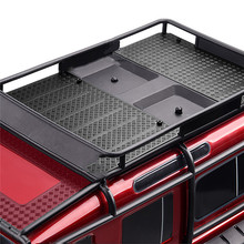 Luggage Rack Anti-skid Plate Roof Carrier Board for 1/10 TRAXXAS TRX4 Defender RC