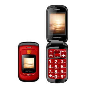 Senior Flip Cellphone Double D