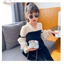 Backpacks Purse Plaid Toddler Girls Kids Fashion Messenger-Bag Chic-Bag Chill Crossbody