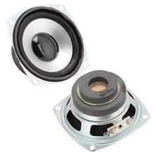 3 inç 15W yüksek hassasiyetli tam aralık çift manyetik hoparlör ses hoparlör için uygun çoklu ortam hoparlörü ve sağlam ve dayanıklı