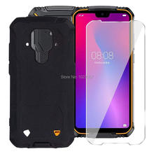 For Doogee S68 Pro Tempered Glass Case Full Protection Cover