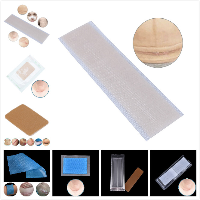 7Styles Scar Away Patch Removal Wound Marks Cesarean Keloid Skin Scars Therapy Treatment Silicone Gel Sheet