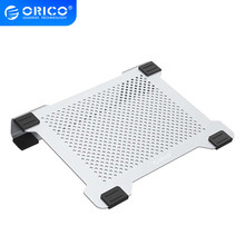 ORICO Aluminum 14/15.6 inch and below Notebook Computer Radiator Bracket Plate for PC Laptops Apple Notebook Cooling Pad cooler