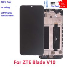 For ZTE V10 LCD Display Touch Screen LCD Display Digitizer Assembly For ZTE Blade V10 LCD Display Touch Screen V10