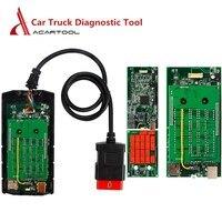 Universal OBD Car Diagnostic Tool OBD2 Scanner Truck Diagnostic NEC Relays Multi language Code Reader Scan Tool Green/Blue PCB