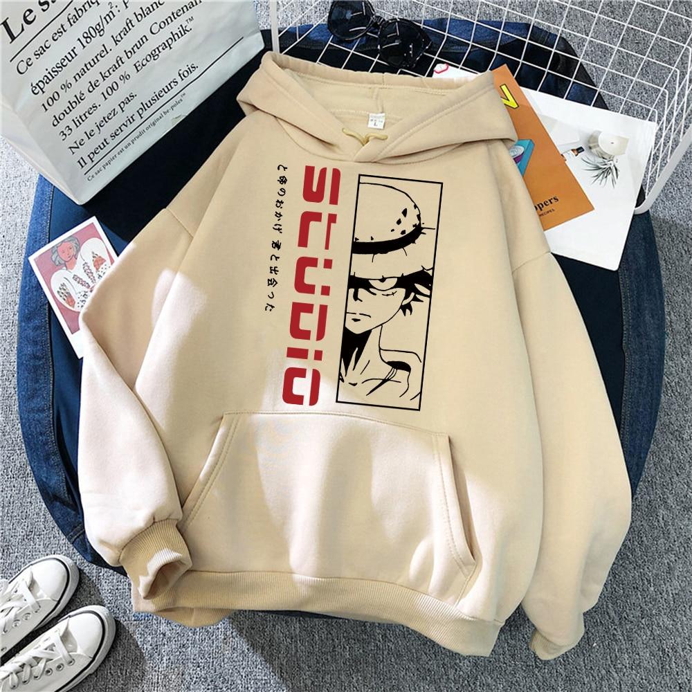 Слитная мужская одежда в стиле Харадзюку, утепленные толстовки, одежда с аниме принтом, забавные толстовки, модные толстовки с круглым выре...
