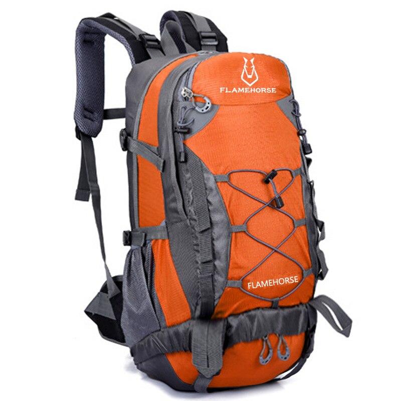 50л водонепроницаемые уличные спортивные сумки мужские горные альпинистские спортивные рюкзаки женские рюкзаки походные дорожные сумки