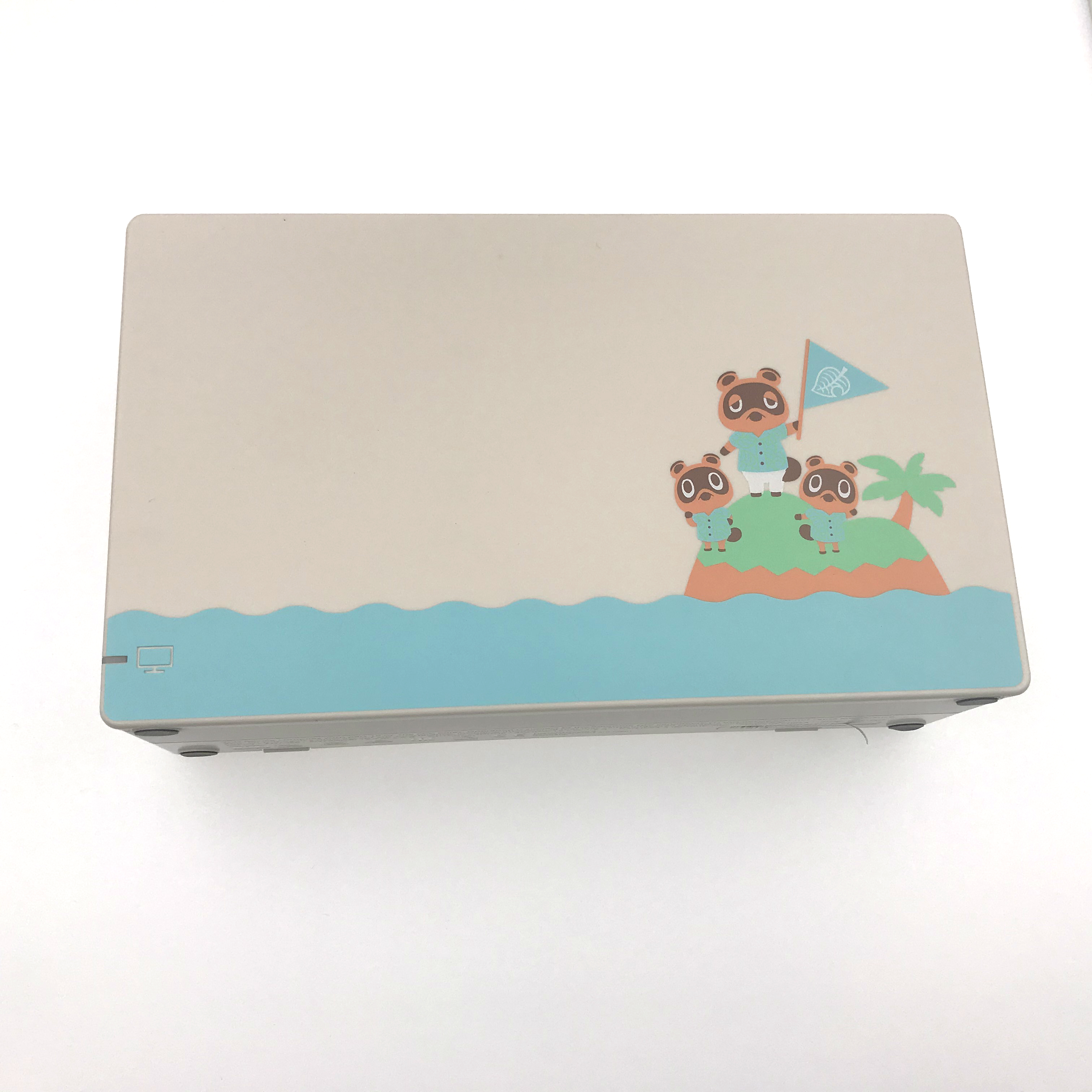 5pcs Lot Limited Version Animal Crossing Edition Charging Dock For
