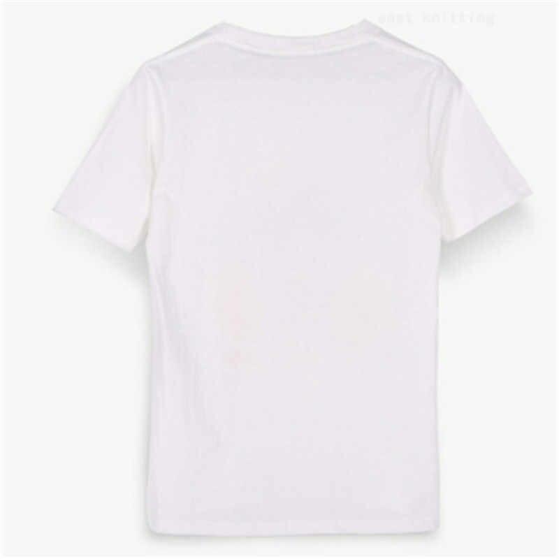 Luslos New Arrival lato kobiety białe topy Batman i Catwoman pocałunek koszulka Harajuku fajna koszulka z krótkim rękawem kobiet Tees
