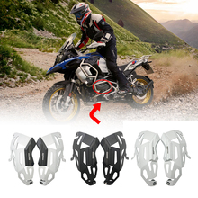 R1250GS Engine Cylinder Head Guards Protector Cover For BMW R 1250GS LC ADV Adventure R1250GSA R1250RT 2019 2020 2021 Motorcycle