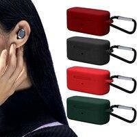 Neue Silikon Tragen Fall Voll Schutzhüllen Für FIIL T1 Pro Bluetooth Drahtlose Kopfhörer Zubehör Abdeckung Protector Shell Heißer
