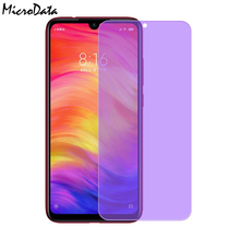 цена на Redmi Note 8 Protective Glass On Xiaomi Redmi Note 7 8 Pro Anti-Blue Ray Tempered Glass Redmi Note 7 Full Cover Screen Protector
