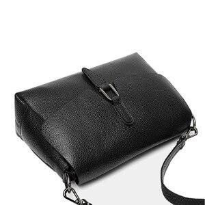 Image 5 - Tasarımcı çanta ünlü marka kadın çantaları 2019 lüks çanta çantalar kadınlar için crossbody çanta ana kesesi femme eğimli omuz bagtide