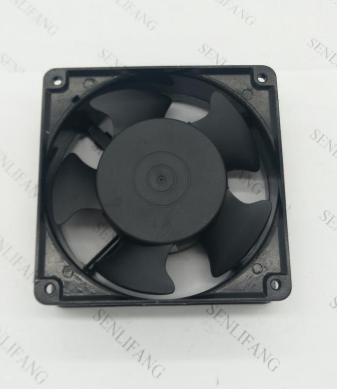 For FULLTECH UF-12A23 AC 230V 60Hz 120x120x38mm Server Cooler Fan One Year Warranty