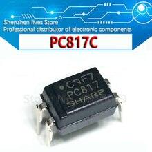 50-100 pc817 pc817c dip4 pc817b el817 dip-4 dip novo e original chipset ic
