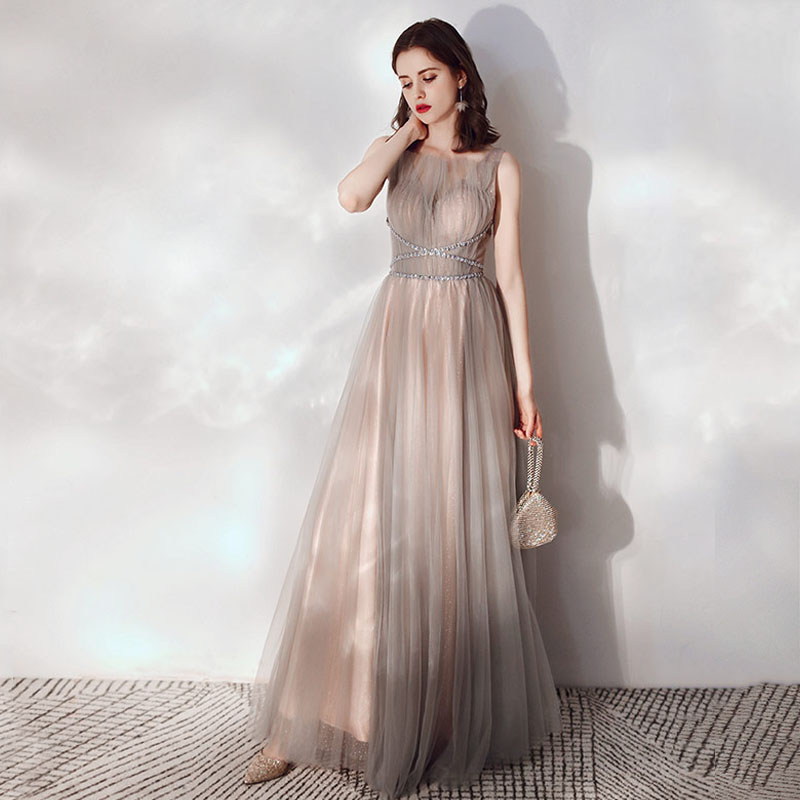 LAMYA Robe De Soiree Simple Long Evening Dresses A-Line V-Neck Off The Shoulder Formal Dresses Women Elegant Gowns